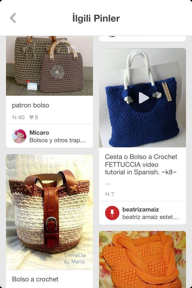 Hermosa Frijol Crochet Patrón De Silla Del Bolso Patrón - Manta de ...