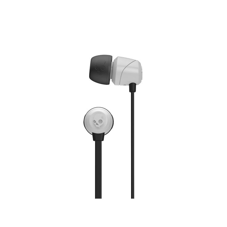 Skullcandy Jib Noise Isolating Earbuds, White