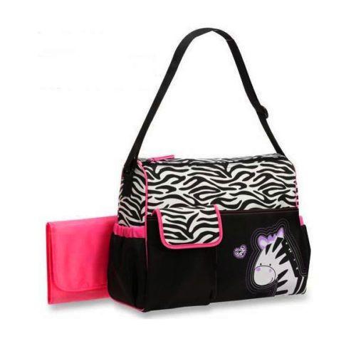 dribbleanddrool - Adorable Zebra Nappy Diaper Bag, $30.00 (http://www.dribbleanddrool.com.au/adorable-zebra-nappy-bag/)