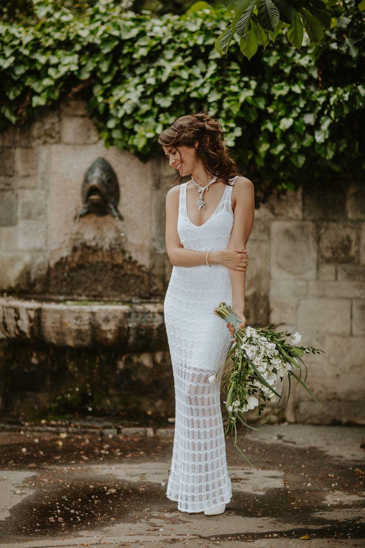 knitted wedding,white dress, esküvői ruha lace,süel, women's clothing