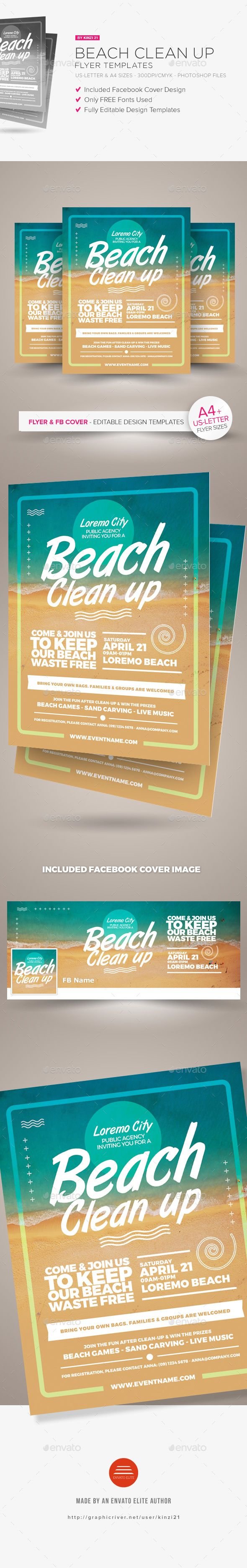 best images about flyer templates roofing beach clean up flyer templates