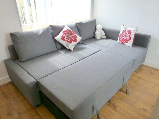 Couch / sofabed - IKEA family room for extra sleep area Maybe if I have room  in office
