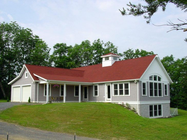 Best 39 Best House Colors With Country Red Roof Images On 400 x 300