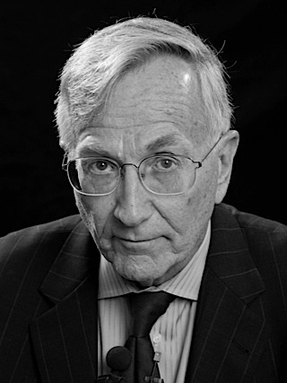 Seymour Hersh, Journalist, won a Pulitzer Prize for his coverage of the My Lai Massacre of the Vietnam War (University of Chicago)