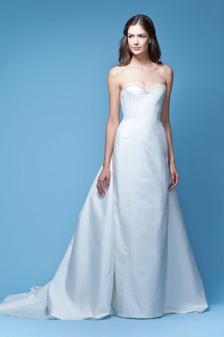 7 best Carolina Herrera images on Pinterest | Gown wedding, Wedding ...