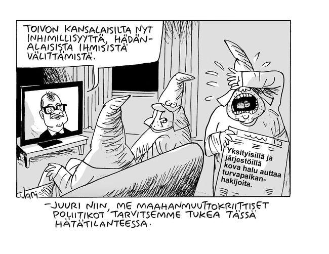 Jari 8.9.2015 | Sarjakuvat | Kaleva.fi