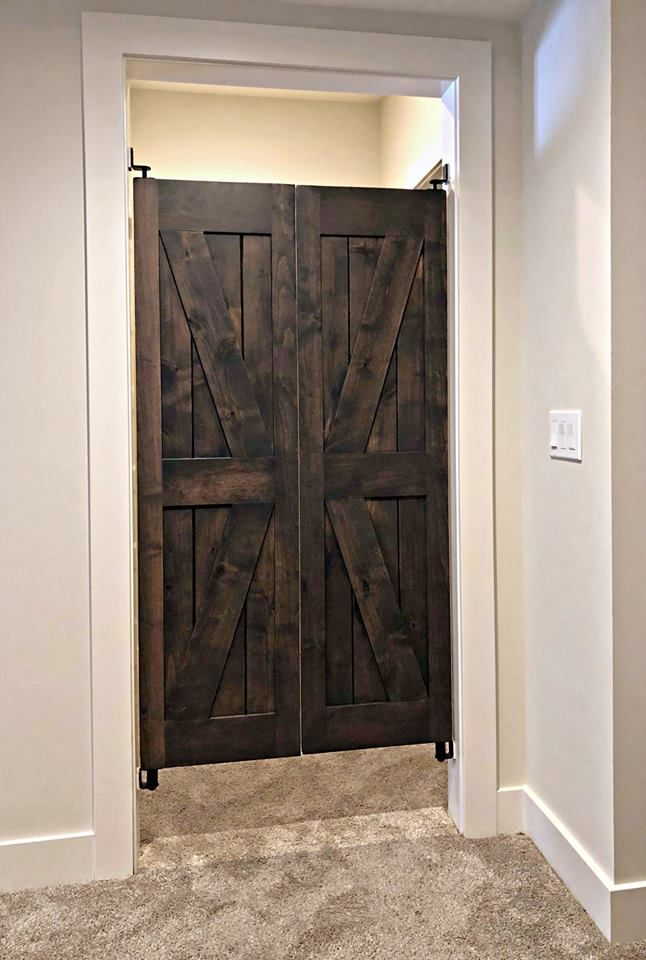 Double Interior Barn Style Doors British Brace Swinging Cafe Doors Barn Style Doors Barn Style Interior Doors Cafe Door
