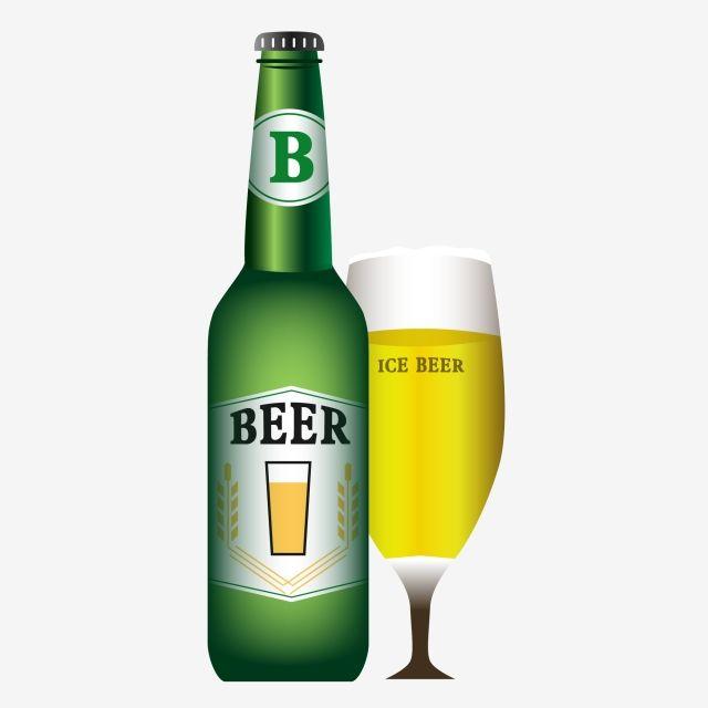Beer Beer Bottle Liqueur Drink Beer Bottle Clipart Beer Festival Wine Bottle Png And Vector With Transparent Background For Free Download Liqueur Drinks Green Beer Bottles Bottle