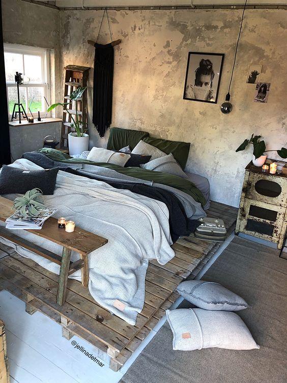 11 Amazing Creative Master Bedroom Design Ideas