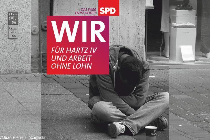 Flüchtlinge residieren in Hotels – Hartz IV Empfänger bald obdachlos  Wenn schon die SPD-Ministerin nur von einer guten Grundlage spricht, kann von Erfolg erst recht keine Rede sein. Aber was Andrea Nahles an Vereinfachungen der Hartz-IV-Bürokratie erreicht hat, taugt nicht einmal als Grundlage für irgendetwas.