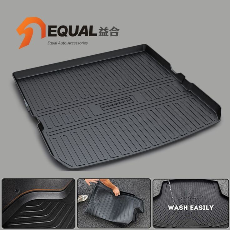 78$  Buy here - Custom fit car trunk mats for FIAT FREEMONT BOOT LINER REAR TRUNK CARGO MAT TRAY CARPET COVER MUD COVER PROTECTOR TPO   #aliexpress