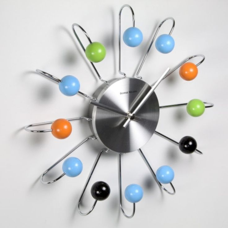 Cool 52 Excellent Designs Of Kitchen Wall Clocks. More at https://trendecor.co/2017/10/08/52-excellent-designs-kitchen-wall-clocks/