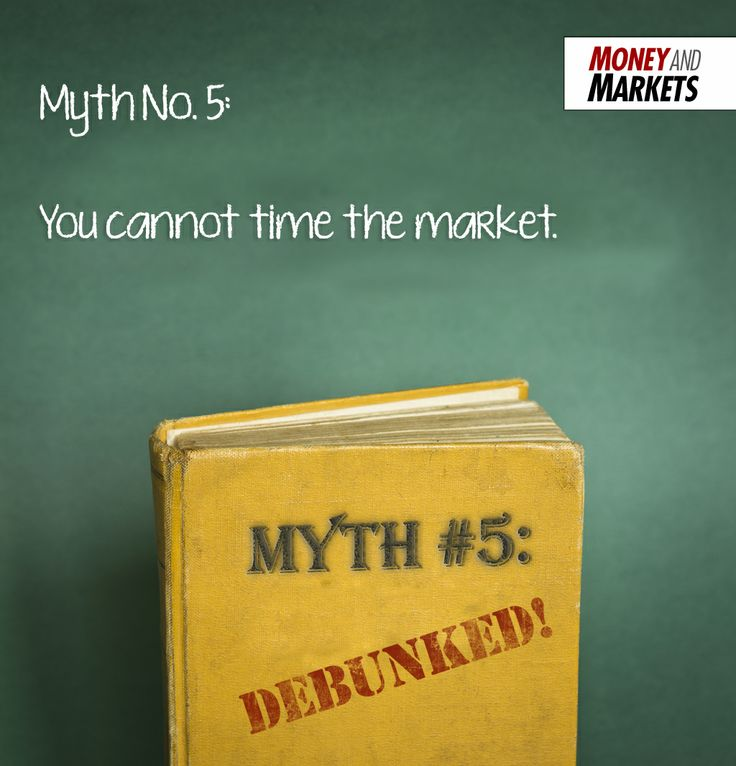 To find out more this investing myth, click on the photo! To find out more about other investing myths on our list, browse the rest of our Special Reports pin board!