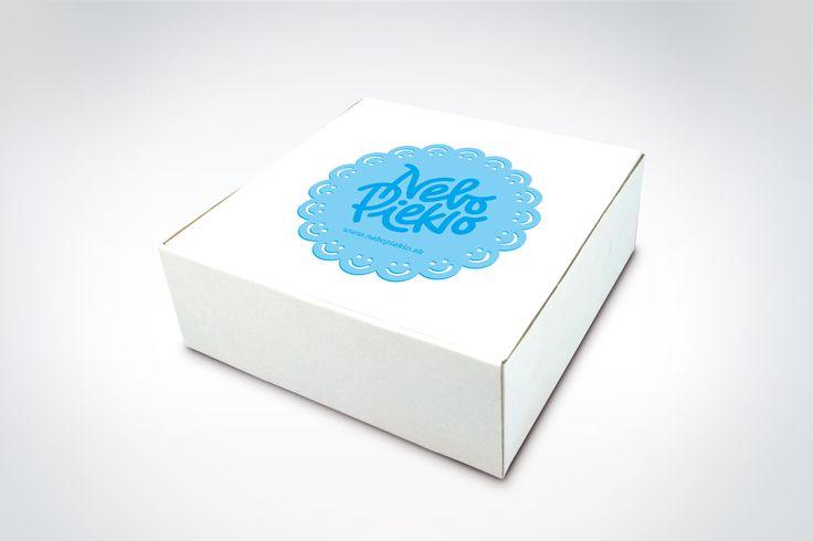 nebo pieklo tortova krabica, zákusková krabica, krabica na tortu, krabica na koláče