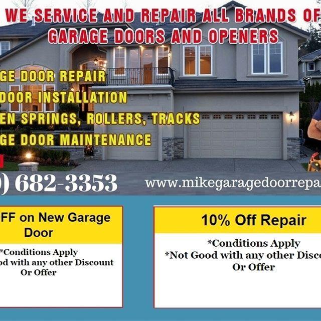 Choosing A Garage Door Repair Service In Fort Collins Area  Www.mikegaragedoorrepair.com Call