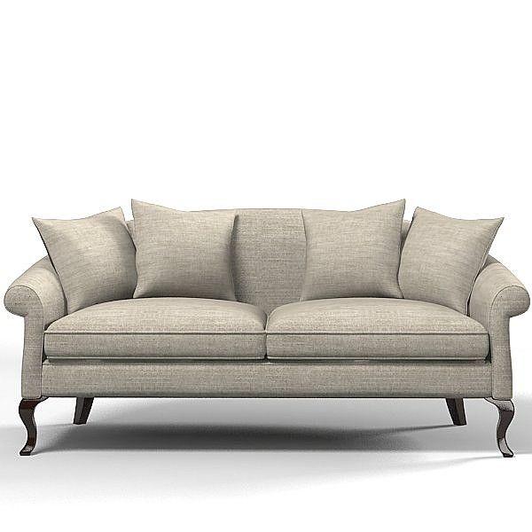 maries corner louisiane sofa modern contemporary classic. Black Bedroom Furniture Sets. Home Design Ideas