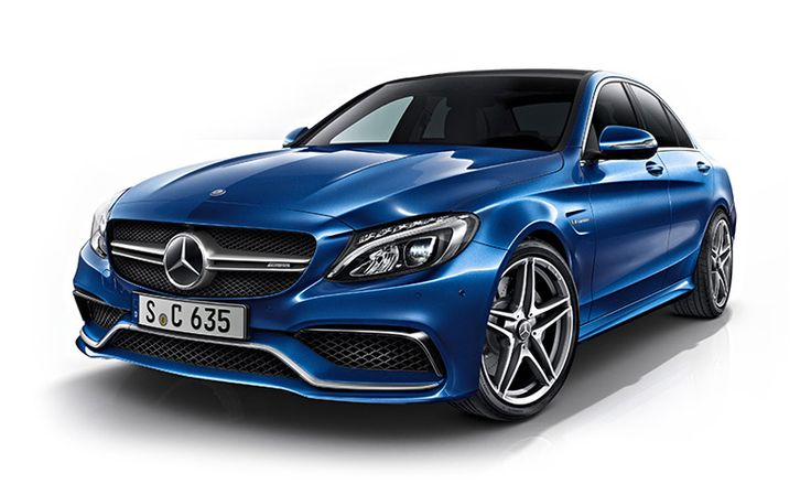 Mercedes Benz C-Class AMG C43/C63 Sedan (Coming Soon)