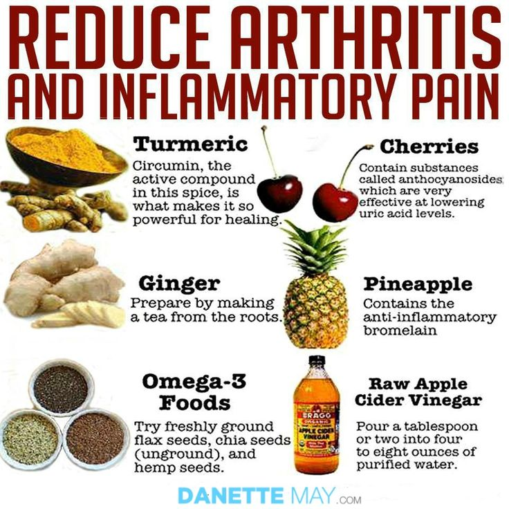 Natural Inflammatory Foods For Nerve Inflammation