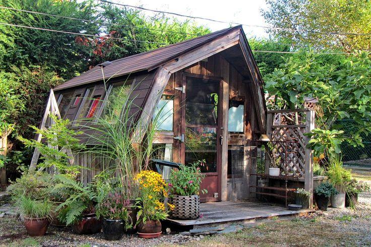 Rustic Garden Sheds | Rustic garden shed