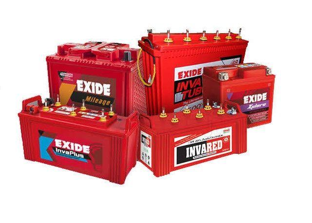 Exide Car Batteries Ups Battery Car Batteries Battery