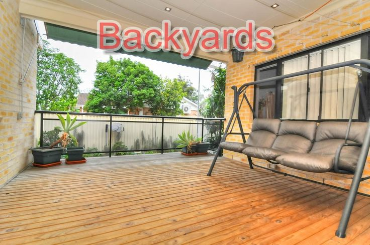 5 Abigail St (12), Seven Hills NSW homes for sale Seven Hills NSW Backyards form homes we have sold in our local area through our Elders Real Estate Agency to help you with your own Backyard ideas. This will also help you get a feel for the area. Go to for more information about the area http://www.elderstoongabbie.com.au/ or call us on 02 9896 2333