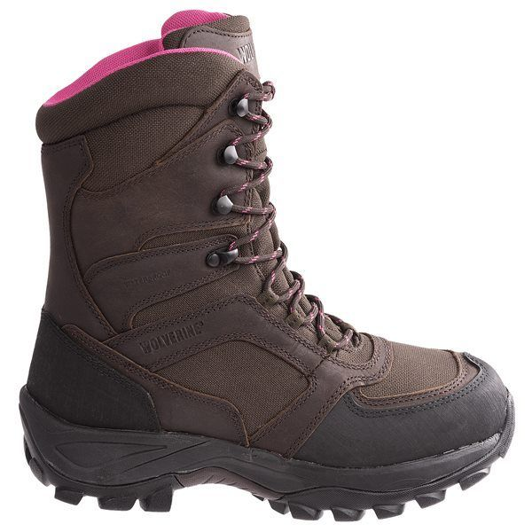 """Wolverine Panther Hunting Boots - Waterproof, Insulated, 8"""" (For Women)"""