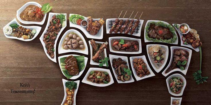 Σήμερα Τσικνοπέμπτη, είναι η ιδανική μέρα να μιλήσουμε για το κρέας, τις κοπές και τα μέρη του και φυσικά για το ποιος είναι ο καλύτερος τρόπος να τα μαγειρέψουμε. Κατσαρόλα, Φούρνος, Τηγάνι ή Κάρβουνα;