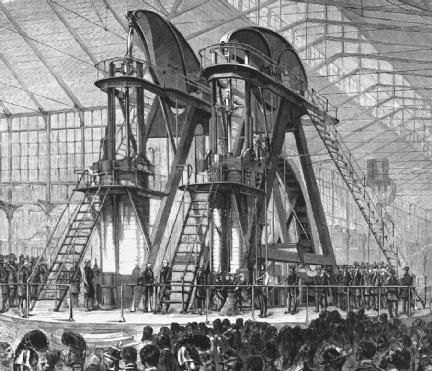 a history of the industrial revolution in the 19th century The steam engine that propelled the industrial revolution in britain and  during  the nineteenth century, eventually affecting most of the world.