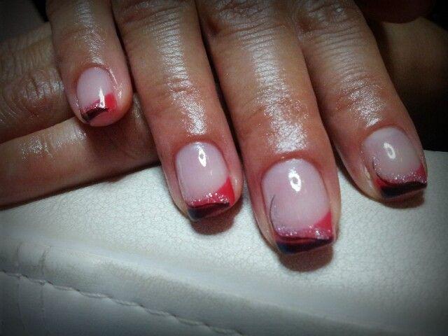 Semipermanente + nail art