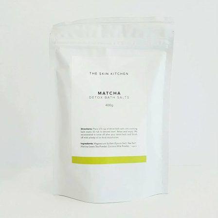 The Skin Kitchen Matcha Detox Bath Salts