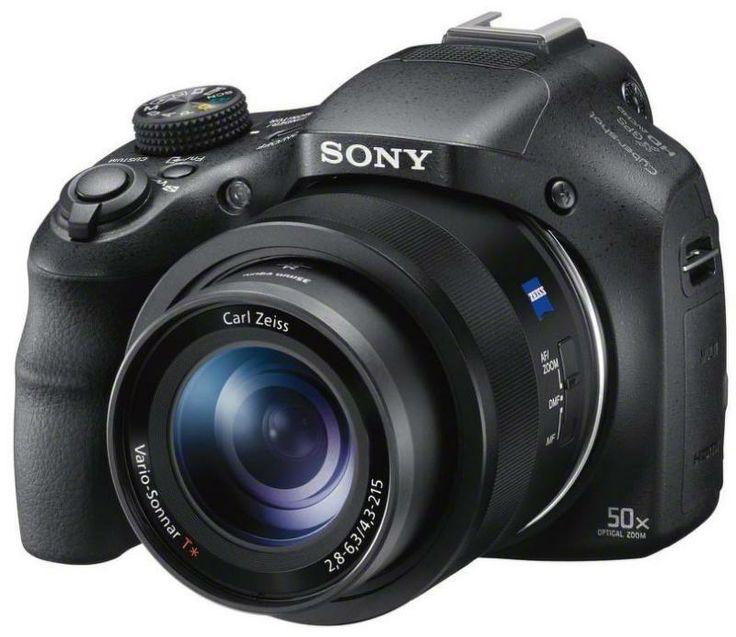 Sony CyberShot DSC-HX400 | Megapixel.cz