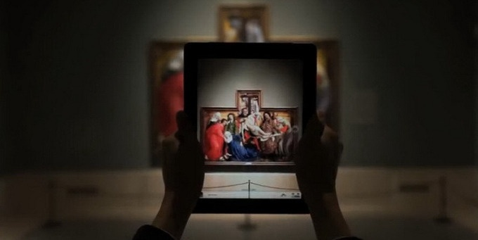 Realidad aumentada y las mejores aplicaciones para ver museos