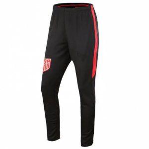 USA National Team 2017 Black Soccer Long Pants [K167]
