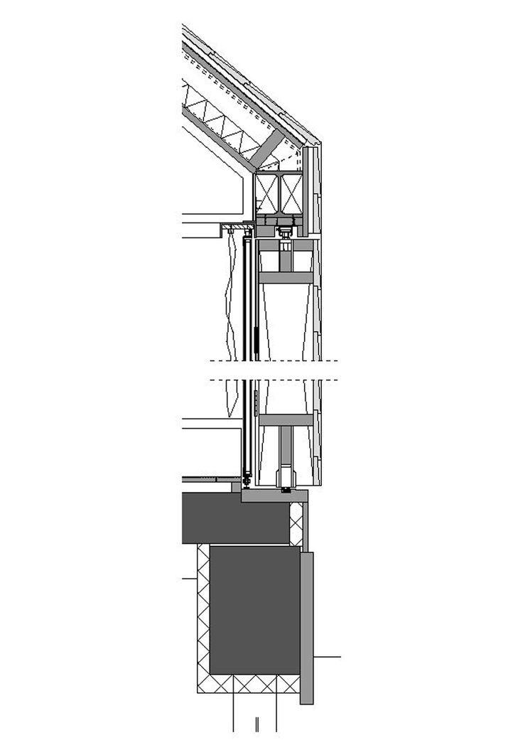 Island House / 2by4-architects – nowoczesna STODOŁA | wnętrza & DESIGN | projekty DOMÓW | dom STODOŁA