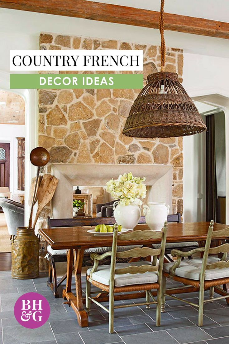Incorporating Country Style Decor Into The Kitchen