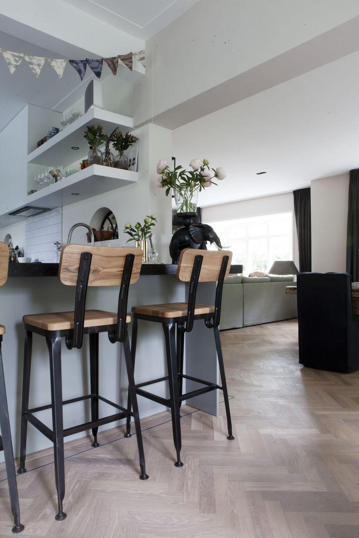 Meer dan 1000 ideeën over barkrukken keuken op pinterest ...