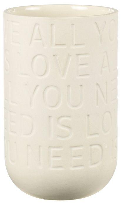 Kähler - Love Song vase