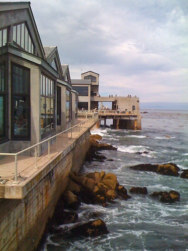 Cannery Row  Monterey  California