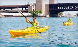 Groupon - Kayak Tours or Rental from Urban Kayaks (Up to 58% Off). Four Options Available. in The Loop. Groupon deal price: $0.25
