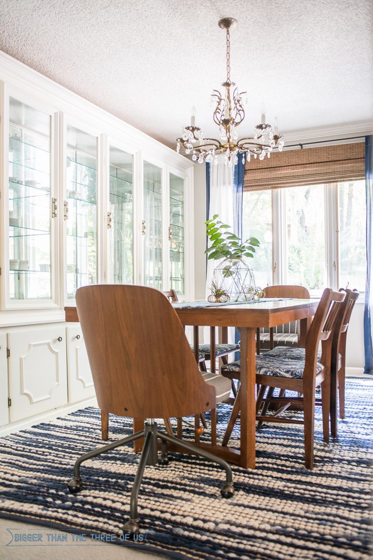 This Fun And Modern Formal Dining Room Has Come A Long Ways Click To See