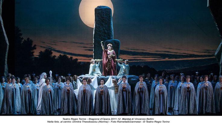 Vincenzo Bellini, Norma - Savonlinnan Oopperajuhlat