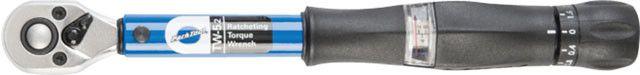 "Park Tool TW-5.2 3/8"" Ratcheting Click-Type Torque Wrench , 2-14 Nm Range"