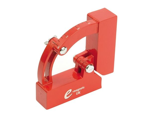 E-Magnets 974 Weld Clamp Magnet Hd 45-90 Deg - MAG974