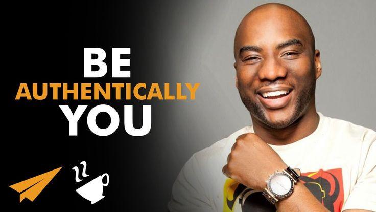 Be Authentically YOU - Charlamagne Tha God (@cthagod) - #Entspresso