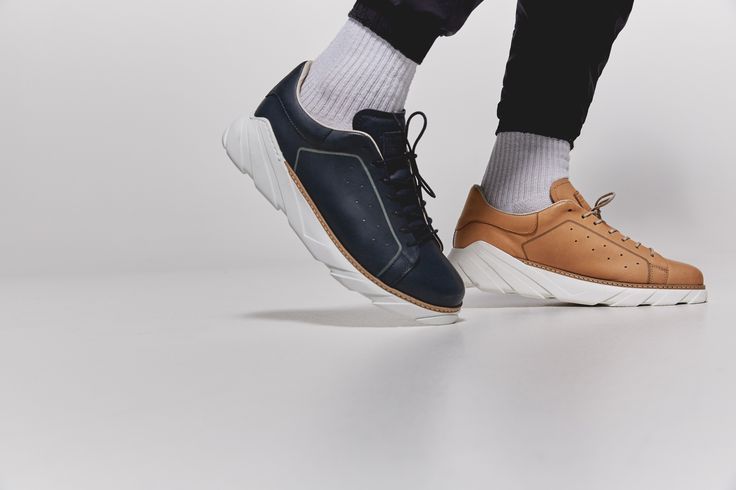 When you can't decide which colour you prefer | JACK & JONES #TuanLe #sneakers #jackandjones #leather