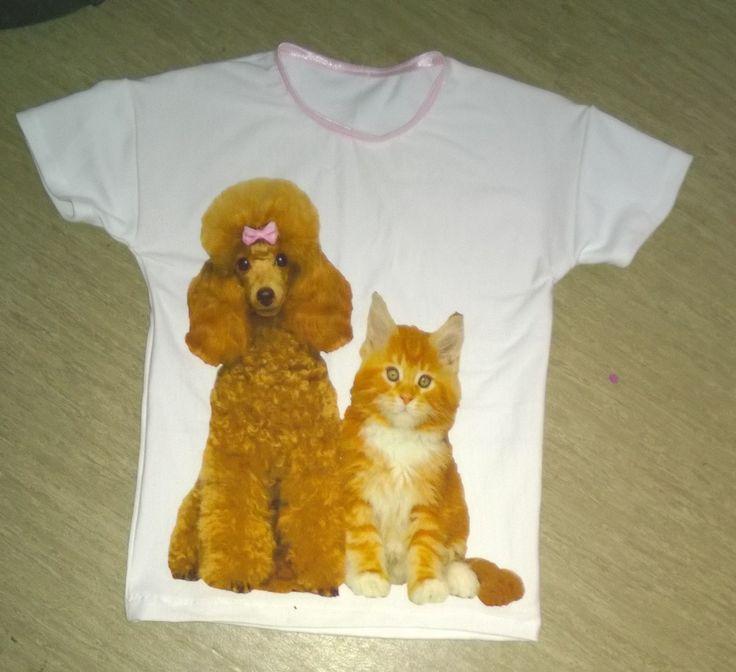 t-paita tytölle