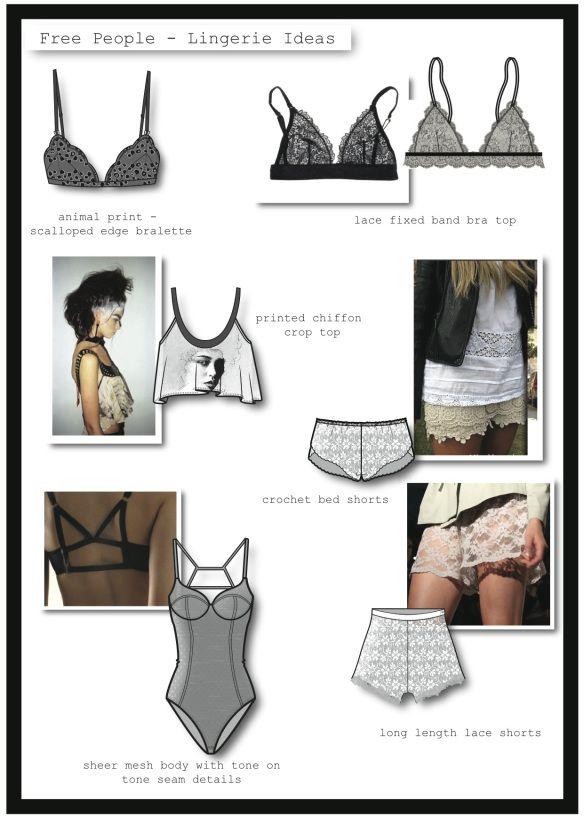 FREE PEOPLE LINGERIE IDEAS 2