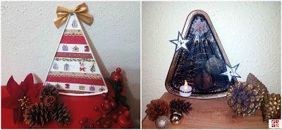 El Rincón de los Tuneos ¿te puedo ayudar?: Reciclando árboles navideños
