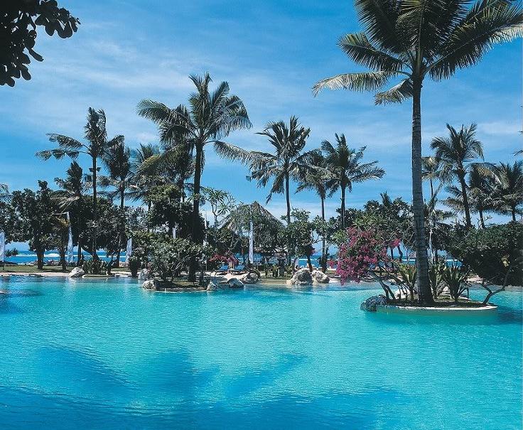 Nusa Dua Beach hotel Pool