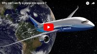 MFS VIRAL VIDS-2   Why can't we fly a plane into space ?
